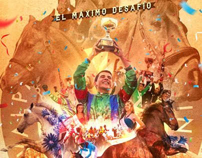 """Check out new work on my @Behance portfolio: """"1er Lugar: """"Concurso Afiche EL DERBY 2016""""."""" http://on.be.net/1Vy3tSh"""