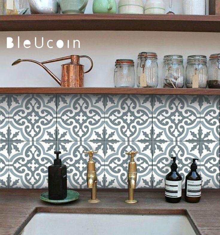 Marokkanische blaue Dusk Küche Badezimmer Fliesen