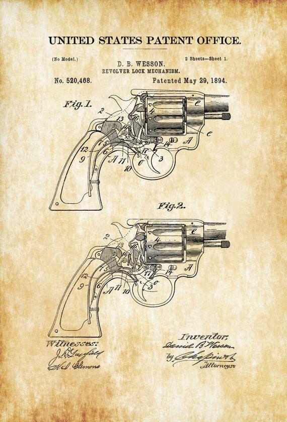 654 best RARITECH images on Pinterest Antlers, Crescent roll and - new blueprint gun art