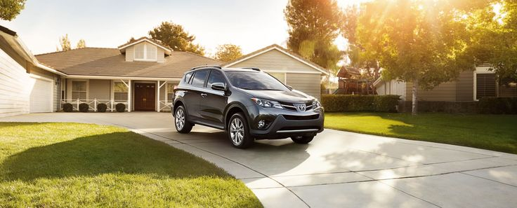 All-New 2013 Toyota RAV4 SUV Scores Early Sales Surge: Ernie Palmer Toyota Blog