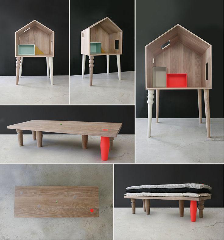 sanssouciatelier - Furniture - love the doll's house!
