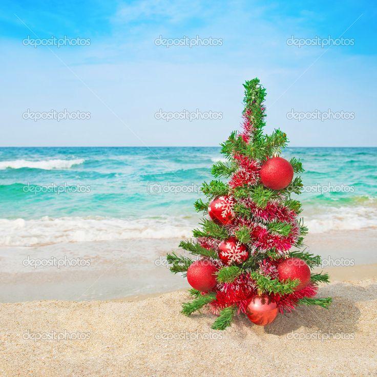 Xmas Stuff For > Beach Christmas Facebook Cover   Beaches ...
