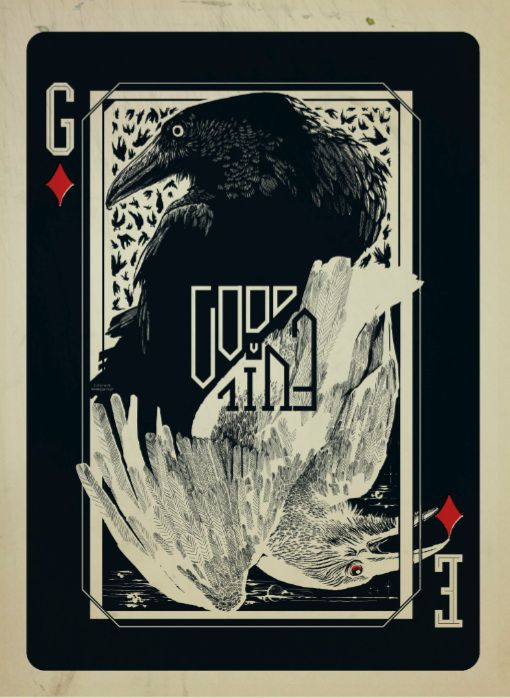 evil queen playing cards | Playing Cards and Art: Posters #1 | PLAYING CARDS + ART = COLLECTING