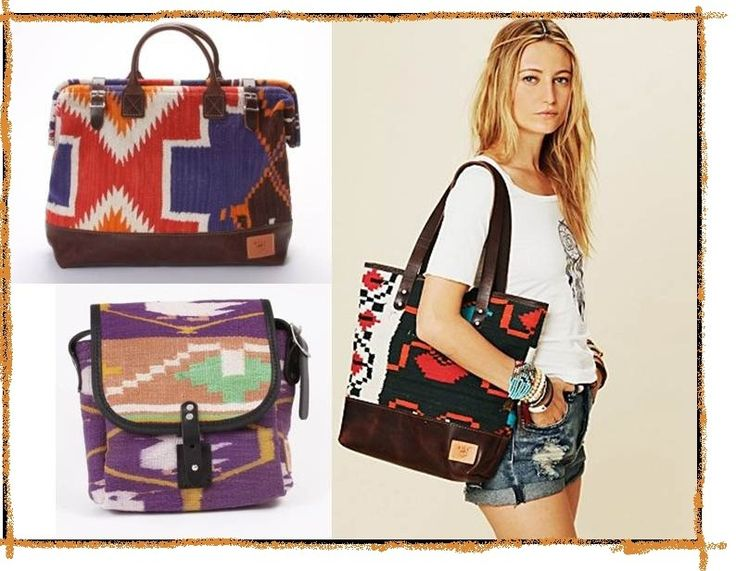 Interesting trend of this season which is getting much more popular among the fashion chic. Dhurrie bags are one of its kind carpet kinds of bags which are tribal looking with vibrant and colorful pallet.