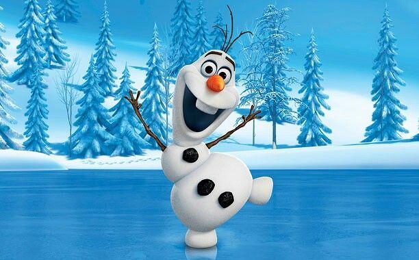 Frozen Olav