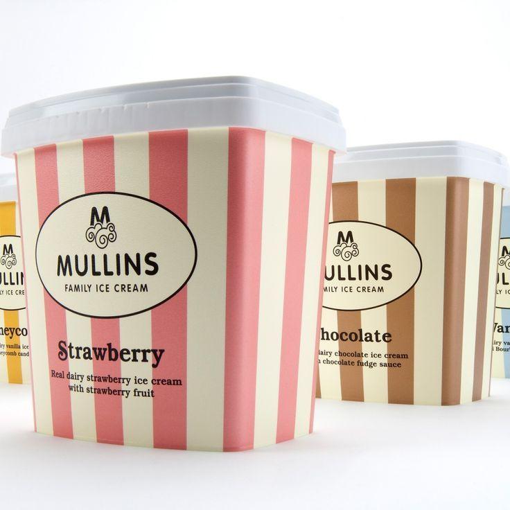 Hintergrund Mullins wurde 1954 von Walter und Margaret Mullin gegründet und ist ein …   – EIS / ICE CREAM