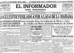 fusilamiento del General Felipe Ángeles