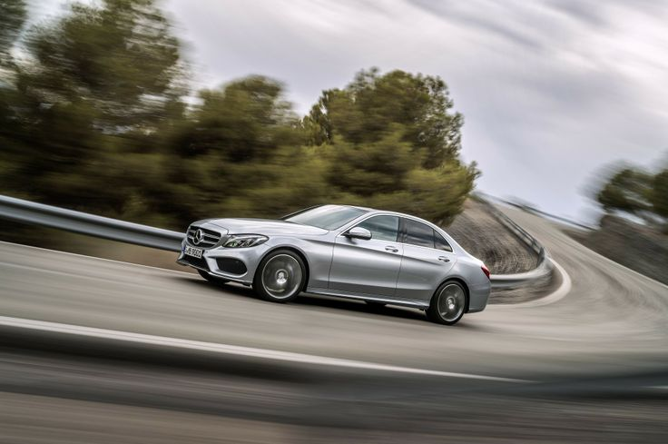 Mercedes-Benz new C-Class, C25