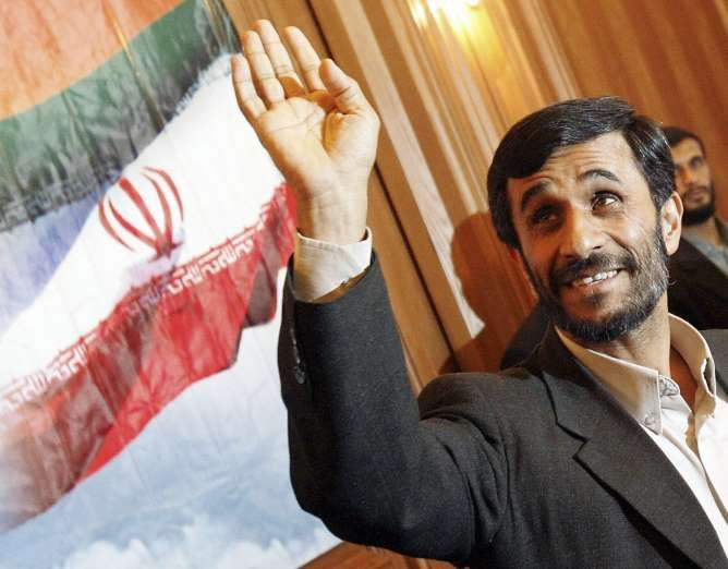 June 25,  2005: MAHMOUD AHMADINEJAD WINS IRAN'S PRESIDENTIAL ELECTION  -   The hardliner mayor of Tehran wins 62 percent of the votes to defeat the more liberal ex-President Akbar Hashemi Rafsanjani.