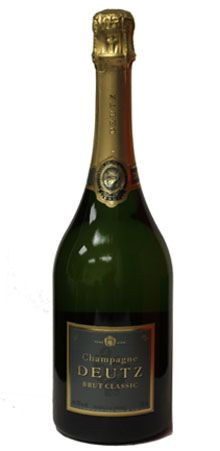 Champagne Deutz Brut Classic is a good bargain bottle that pairs well with seafood