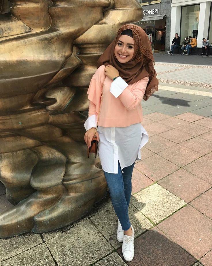 "2,756 Beğenme, 42 Yorum - Instagram'da B E Y Z A 🇹🇷 T U R A N /21 y/o (@beyza.turan.__): ""🙆🏻"" turkish hijab girl başörtülü kadın giyim modelleri başörtüsü tesettür"