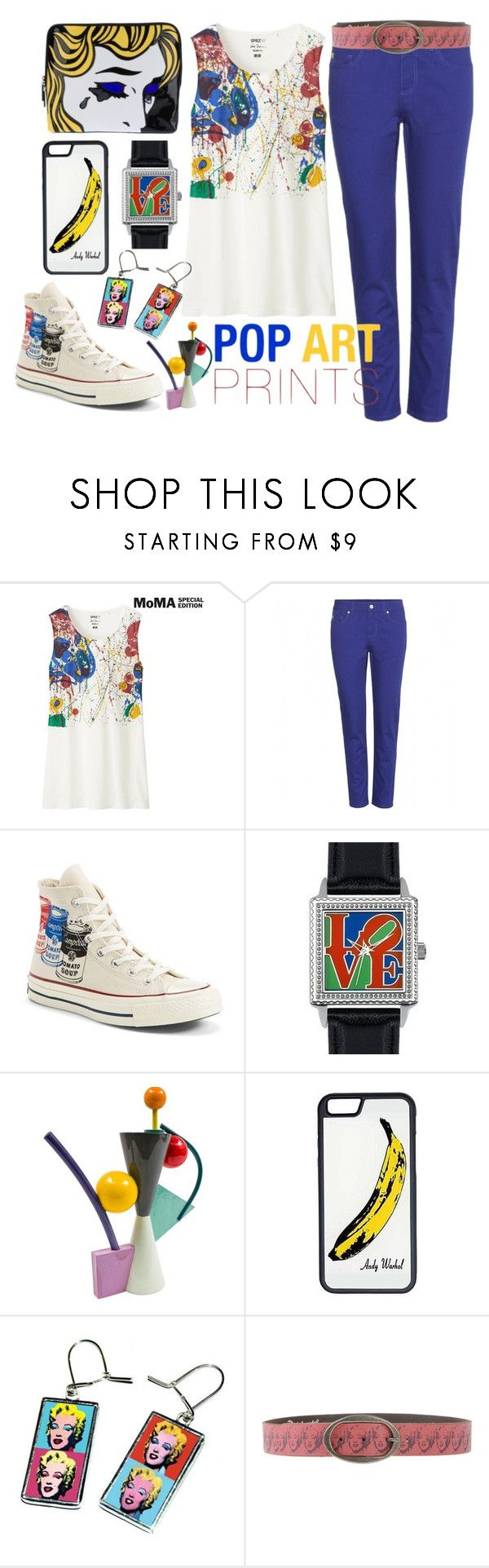 """""""Spring Trends With The RealReal: Contest Entry"""" by ericajayne24 ❤ liked on Polyvore featuring Uniqlo, Alexander McQueen, Converse, 3.1 Phillip Lim, The P.S. Collection by Arjang and Co, CellPowerCases and TheRealReal"""