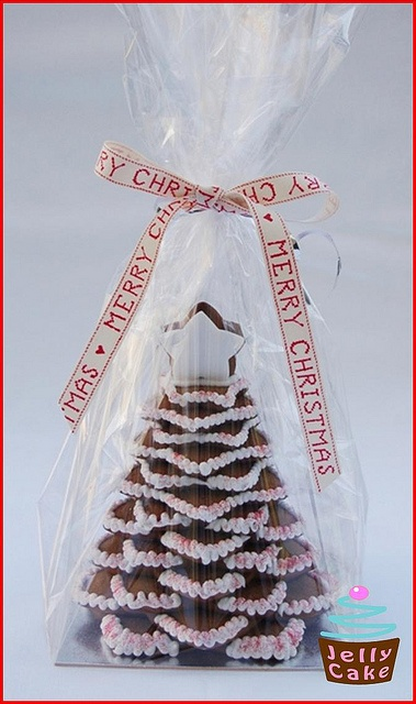 Xmas Gingerbread Tree - going to make for our market stall