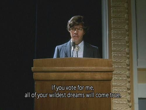 Vote For Pedro Sanchez. You know you said it in his voice