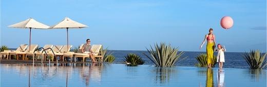 Club Med La Plantation d'Albion, Mauritius.