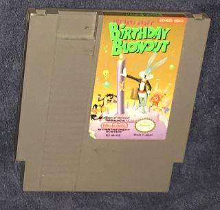 Player One Start: #RetroGaming Find: Bugs Bunny Birthday Blowout #NE...