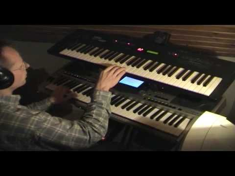 Conquest of Paradise Cover Yamaha PSR 2000 + SY 22