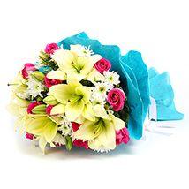 Elegant Hues flower