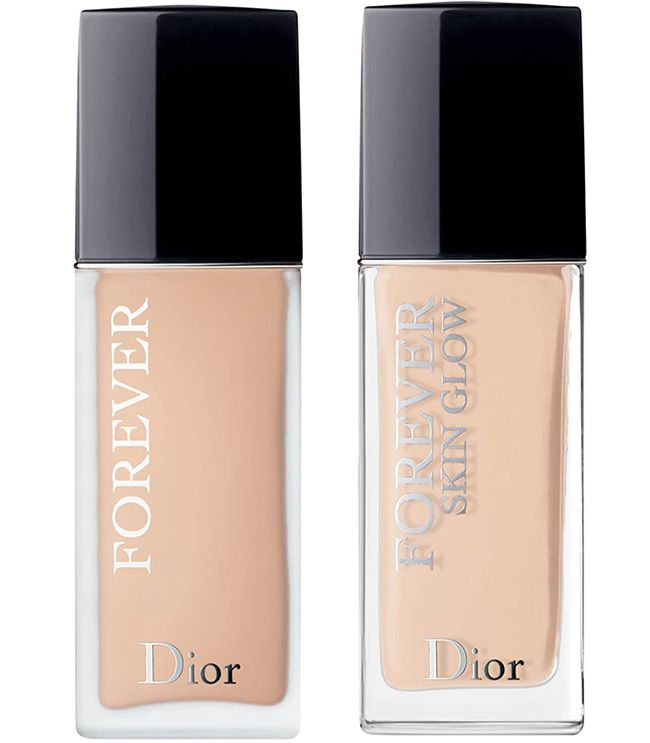 Dior Forever Skin Glow & Forever Foundations Spring 2019