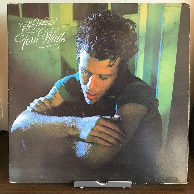 Blue Valentine by Tom Waits 1978 Vinyl Asylum Records 1st Press   | eBay