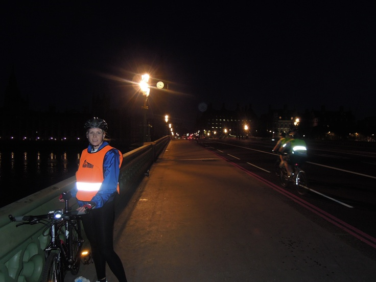 Amy; Nightrider 2012 for Bridge 2 Aid