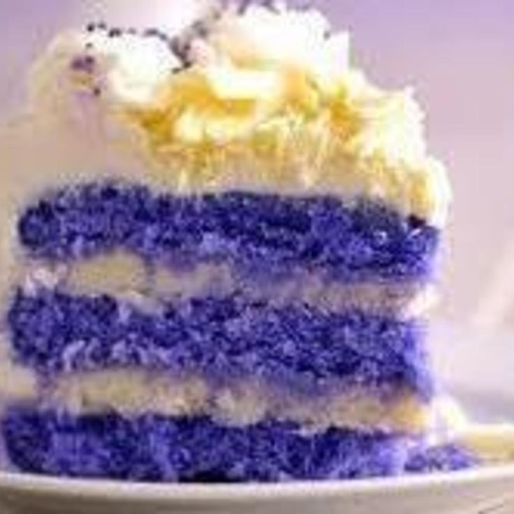 Easy Purple Velvet Cake Recipe | Just A Pinch Recipes