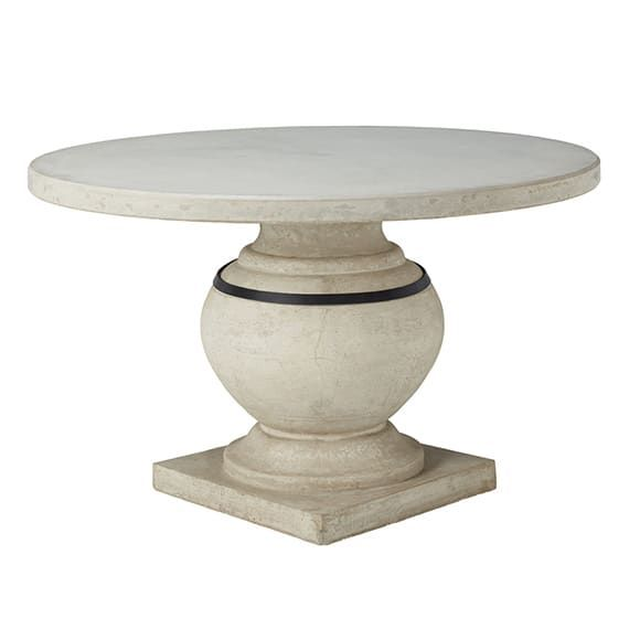 Round Callanish Dining Table Stone Dining Table Dining Table