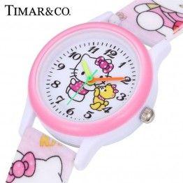 TIMARCO Hello Kitty Kids Watches