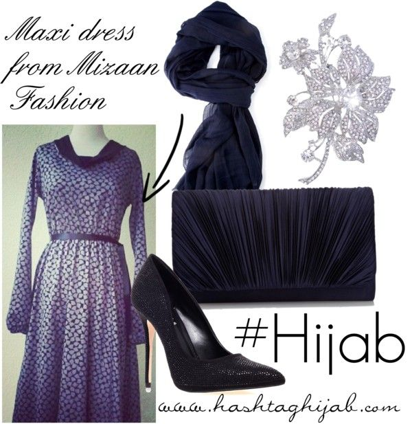 Hashtag Hijab Outfit #149