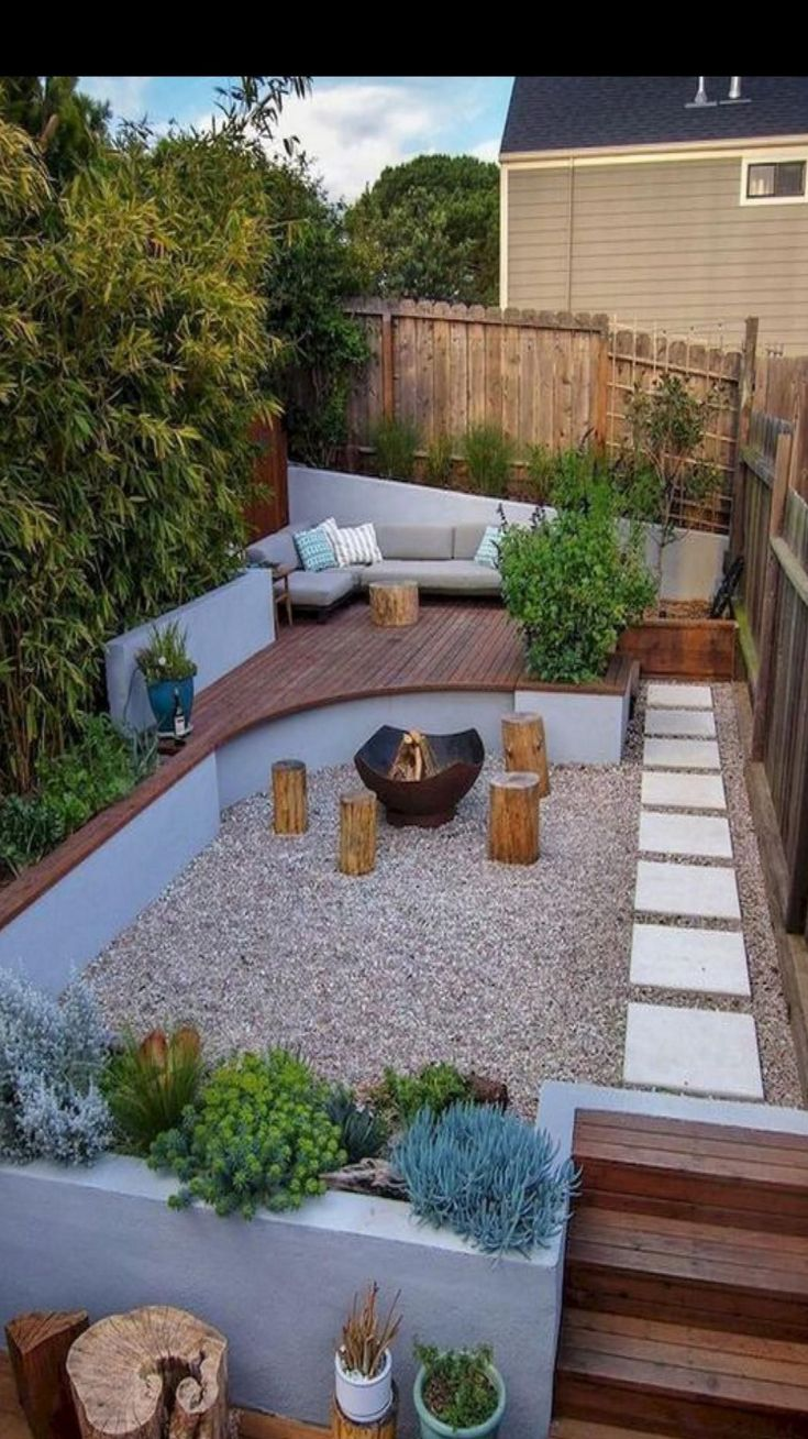 30 Diy Small Backyard Patio Ideas On A Budget Pinterest Backyard garden oasis ideas