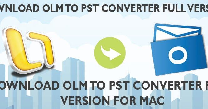 OLM to PST Converter Ultimate is the only tool developed for Mac systems that are capable of converting .olm files to .pst format directly on Apple operating system.