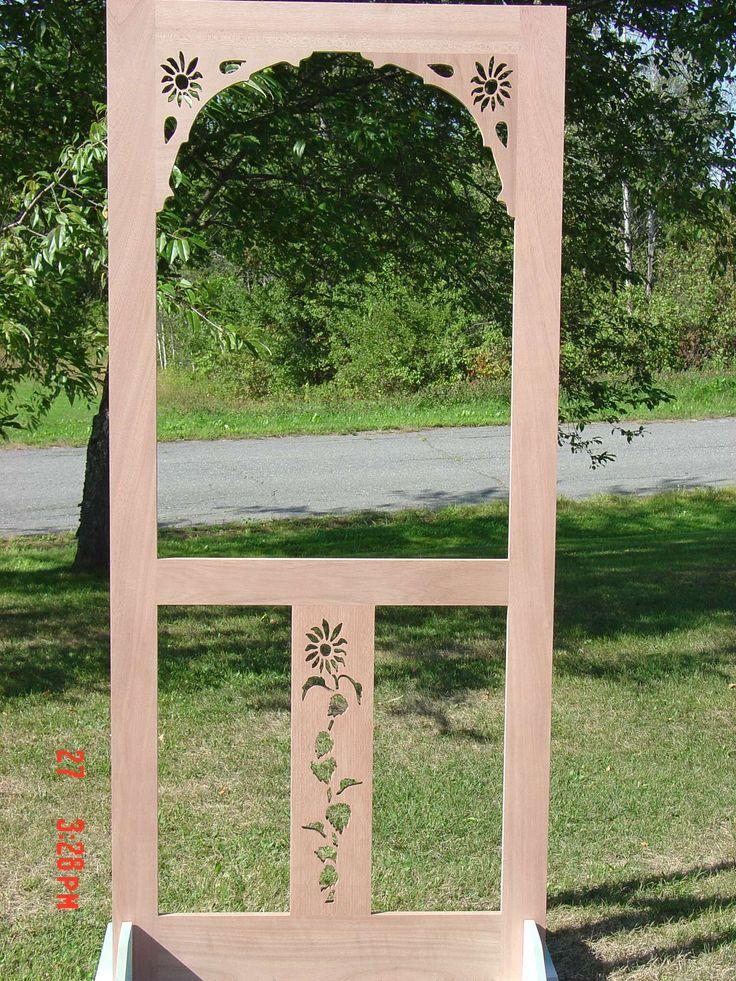 Western Maine Screen Doors Co. - 207-249-1687 - Screen Doorsu2026   SCREEN DOORS Windows   Pinterest   Doors and Window & Western Maine Screen Doors Co. - 207-249-1687 - Screen Doors ... pezcame.com