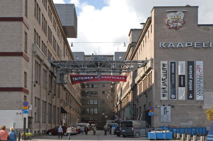 La câblerie / Kaapeli (Helsinki) Finland