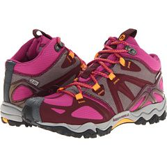These Merrell hiking boots are vegan!