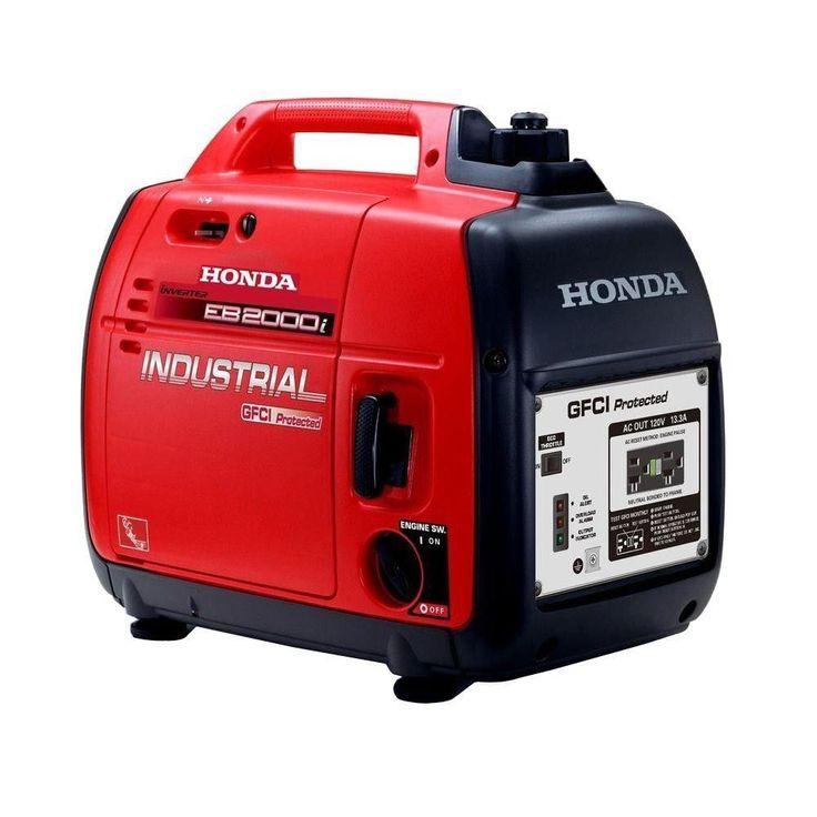 Honda eb2000i super quiet 2000w portable inverter