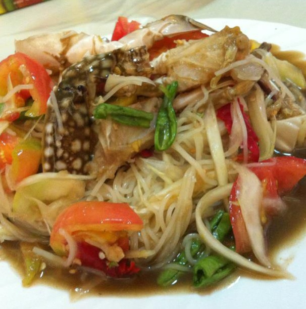 how about lao food