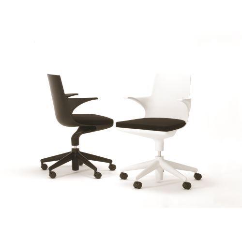 Spoon chair #kartell #burovorm