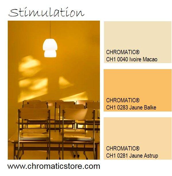 Le jaune favorisant l 39 assimilation de nouvelles id es est une excellente couleur pour les - Comment enlever le jaune d une decoloration ...