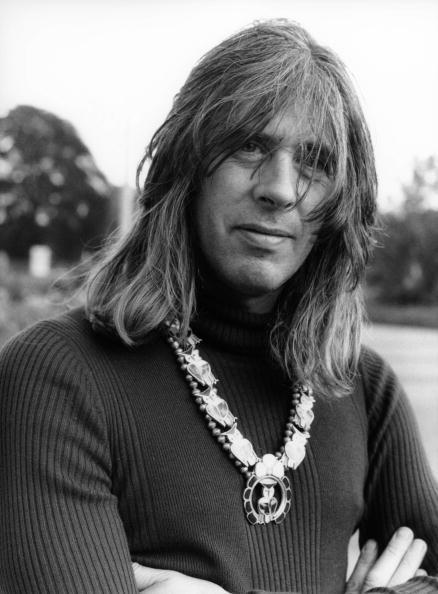 John Mayall, Germany, 1974: Ellen Poppinga.