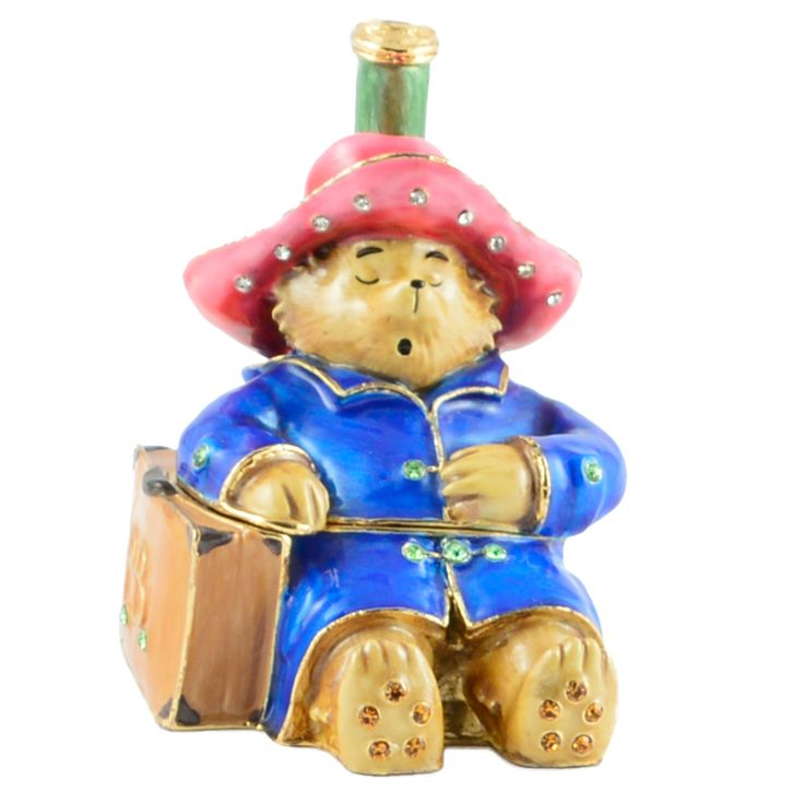 For a wide selection of Hidden Treasures ornaments including the Paddington Asleep ornament come to Gifts and Collectables online today - fast UK delivery