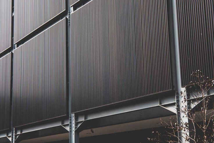Project : PB Mutiara Image 9 Location : Bandung, Indonesia Site Area : 5575 m2 Building Area : 6152 m2 Design Phase : 2009 - 2010 Constrution Phase : 2010 - 2011 Description : Pelatihan Bulutangkis Mutiara or P.B. Mutiara is a Badminton Training Center with 16 badminton courts, 4 storey athlete dormitory and a spacious canteen based in Cibereum, Bandung.  #architectindonesia #architecture #archdaily #bulutangkis #olahraga #sportvenue #badminton