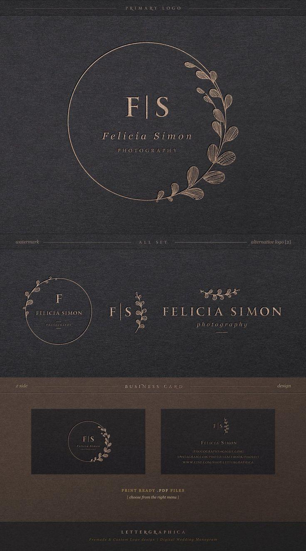 Logo Design, Branding kit, Geometric Logo, Minimal…