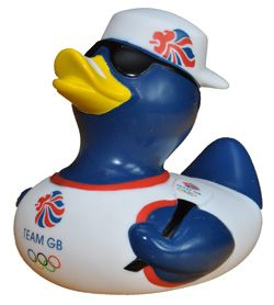 Olympics 2012 Team GB Rowing Duck | Duck Show