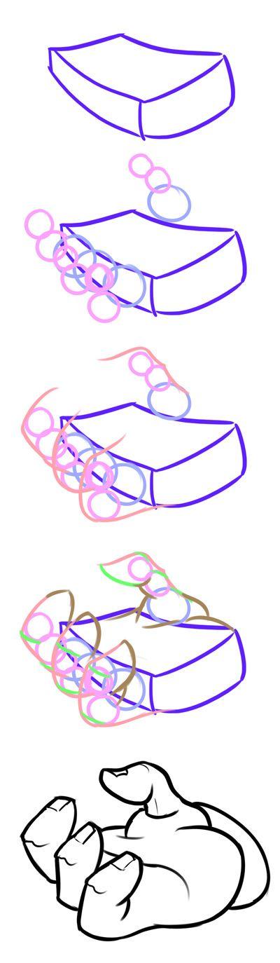 tutoriel dessin main
