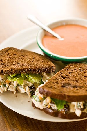 Enjoy hand-crafted soups, sandwiches, and salads at Tanya's Soup Kitchen on east Douglas.