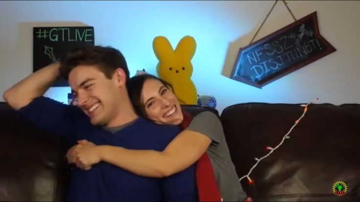 MatPat and Stephanie are so cute :)
