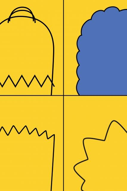 Poster - Os Simpsons