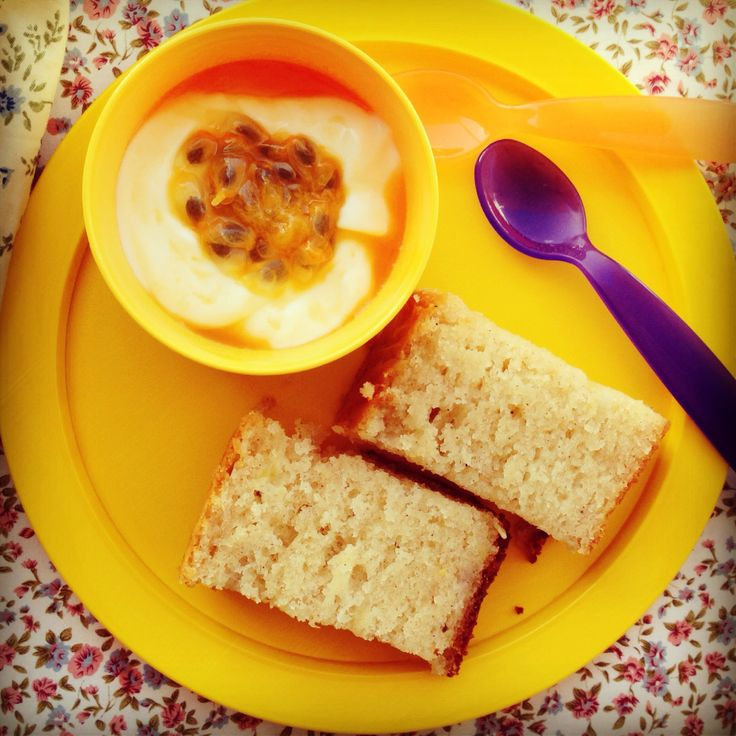 banana bread Baby led weaning