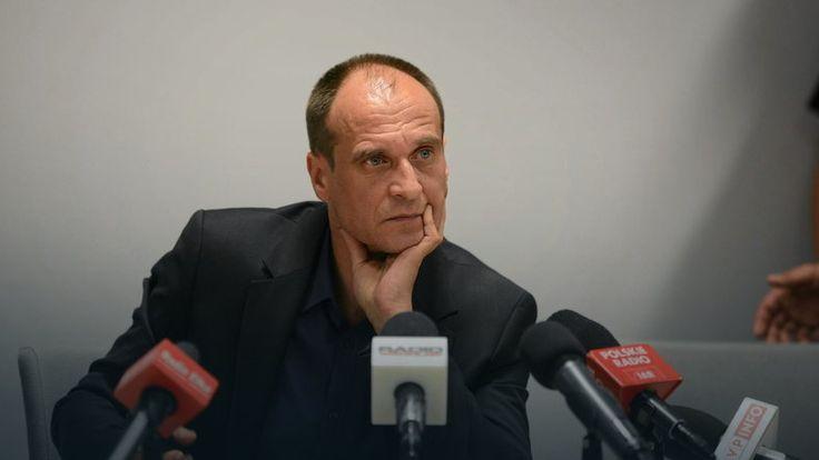 Paweł Kukiz w niedzielę skrytykował sondaż tajnikipolityki.pl, opublikowany na stronach onet.pl, fot. Kamila Kubat / Agencja Gazeta