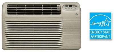 GE Thru Wall Air Conditioner 8000 btu COOL ONLY AJEQ08ACF 10.0 EER
